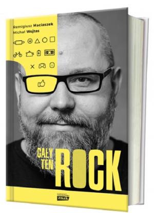 Cały ten Rock book cover