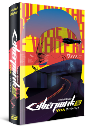 Cyberpunk 1982-2020 okładka książki